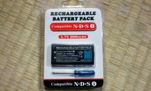 DSi 電池