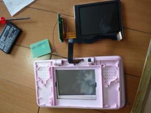初代DS 上画面の内部2